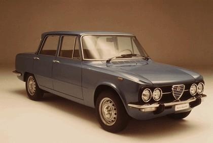 1972 Alfa Romeo Giulia 1