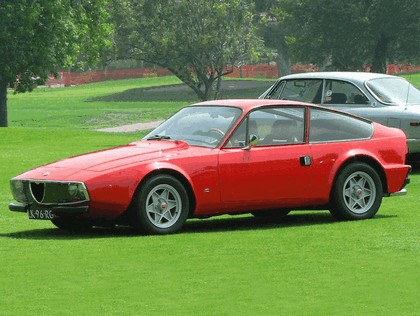 1970 Alfa Romeo GT Junior by Zagato 5