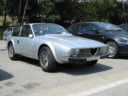 1970 Alfa Romeo GT Junior by Zagato 7