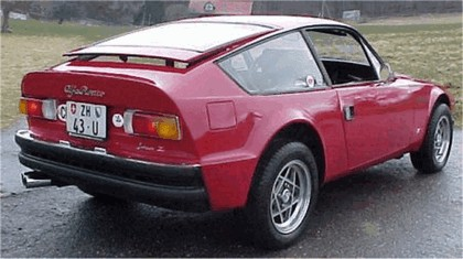 1970 Alfa Romeo GT Junior by Zagato 8