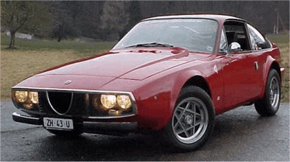1970 Alfa Romeo GT Junior by Zagato 9