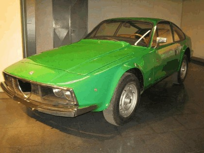 1970 Alfa Romeo GT Junior by Zagato 10