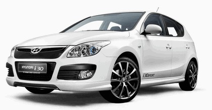 2009 Hyundai i30 sport hatchback 1