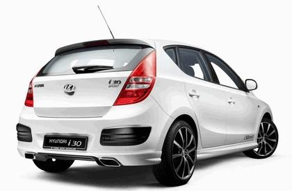 2009 Hyundai i30 sport hatchback 2