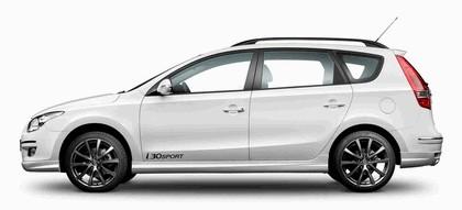 2009 Hyundai i30 sport crosswagon 1