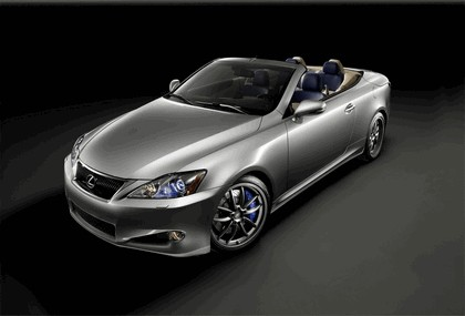2009 Lexus F-Sport accessories for IS cabriolet & AWD and GS sedan 14