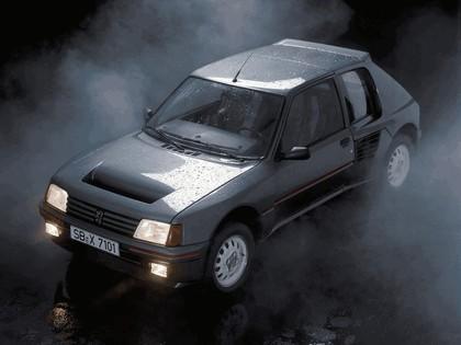 1984 Peugeot 205 T16 3