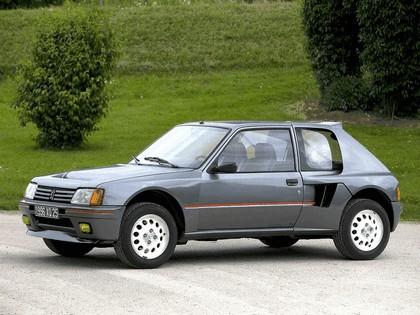 1984 Peugeot 205 T16 5