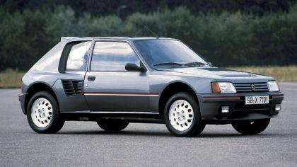 1984 Peugeot 205 T16 9
