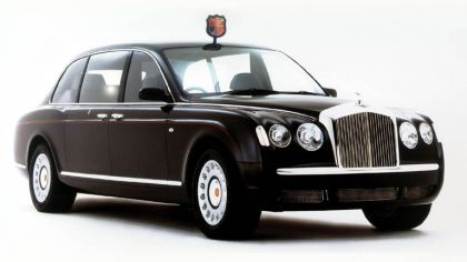 2002 Bentley State Limousine 7