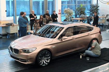 2009 BMW 5er Gran Turismo concept 35
