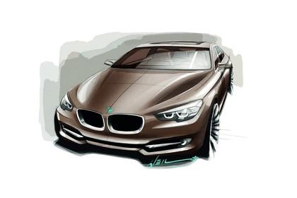 2009 BMW 5er Gran Turismo concept 36