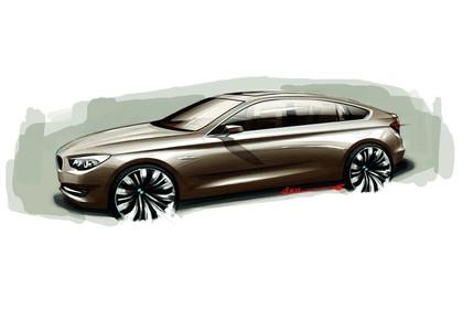 2009 BMW 5er Gran Turismo concept 37