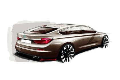 2009 BMW 5er Gran Turismo concept 40