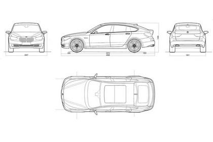 2009 BMW 5er Gran Turismo concept 44