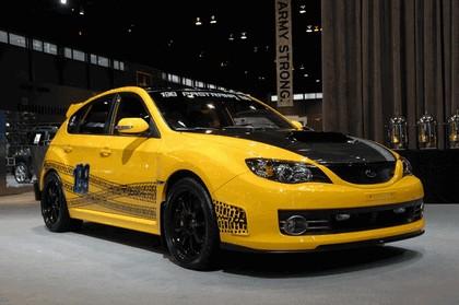 2009 Subaru Impreza WRX STi  - Travis Pastrana edition 1