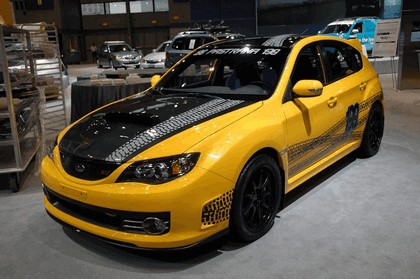 2009 Subaru Impreza WRX STi  - Travis Pastrana edition 2
