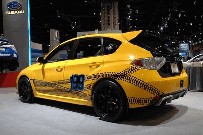 2009 Subaru Impreza WRX STi  - Travis Pastrana edition 3