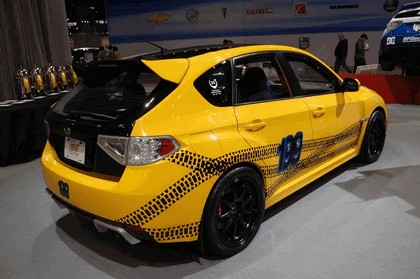 2009 Subaru Impreza WRX STi  - Travis Pastrana edition 4