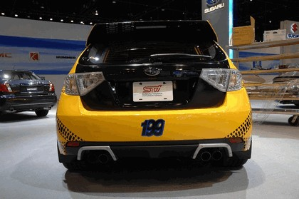 2009 Subaru Impreza WRX STi  - Travis Pastrana edition 6