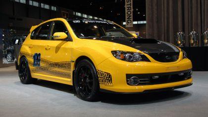 2009 Subaru Impreza WRX STi  - Travis Pastrana edition 7