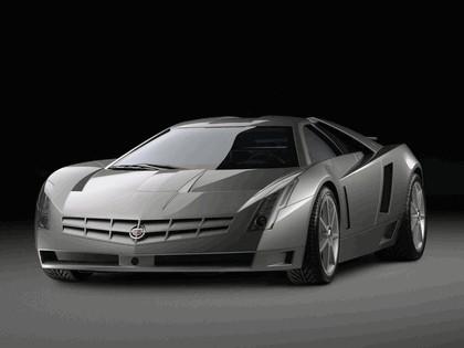2002 Cadillac Cien 1