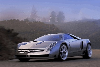 2002 Cadillac Cien 14