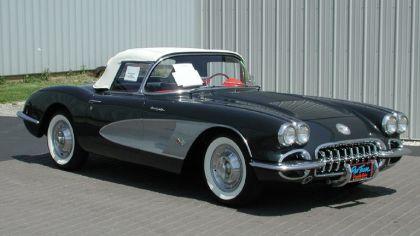 1958 Chevrolet Corvette C1 2