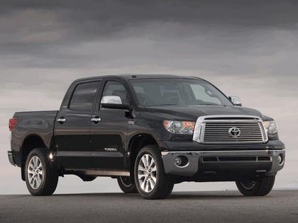 2009 Toyota Tundra CrewMax platinum package 2