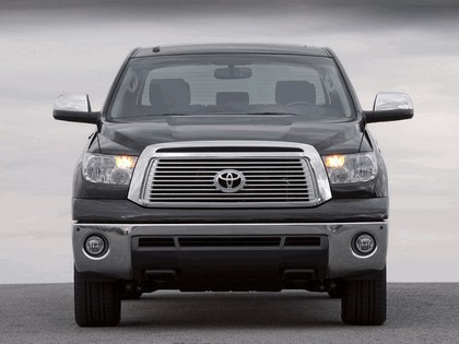 2009 Toyota Tundra CrewMax platinum package 10