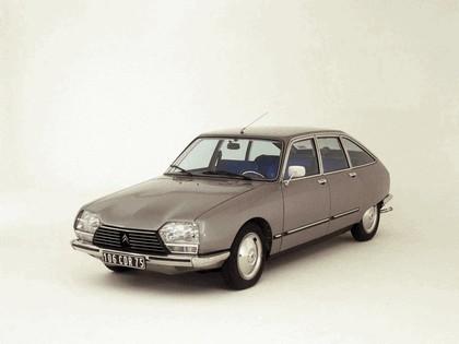 1975 Citroën GS 1