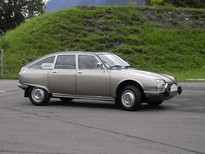 1975 Citroen GS 3