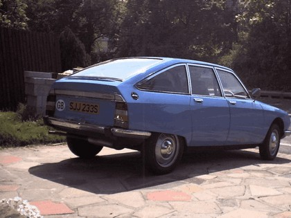 1975 Citroen GS 13