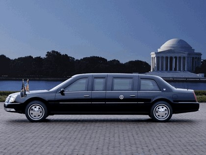 2006 Cadillac DTS Presidential Limousine 5