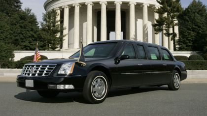 2006 Cadillac DTS Presidential Limousine 1
