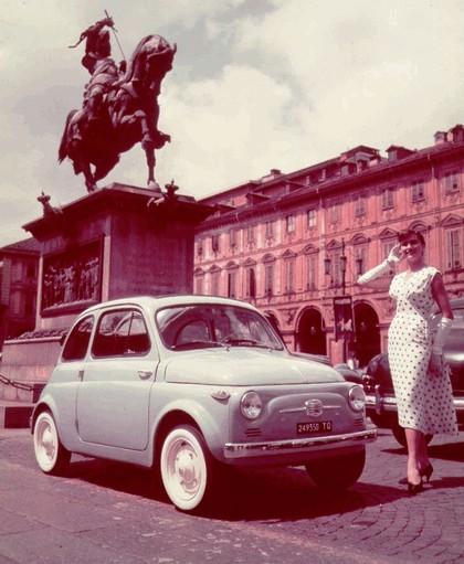 1957 Fiat 500 5