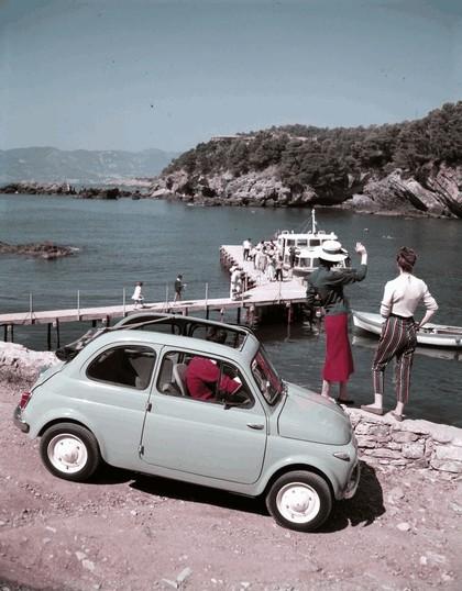 1957 Fiat 500 8