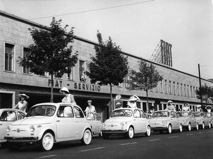 1957 Fiat 500 11