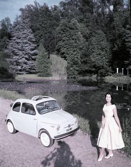 1957 Fiat 500 13