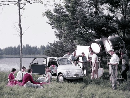 1957 Fiat 500 14