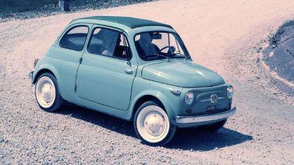 1957 Fiat 500 9