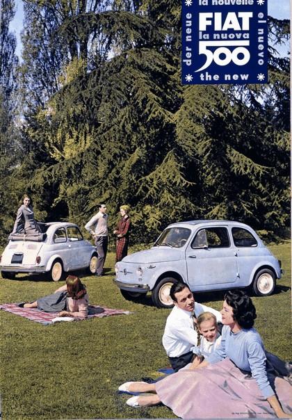 1960 Fiat 500D 6