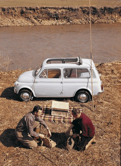 1960 Fiat 500 Giardiniera 1