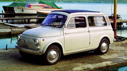 1960 Fiat 500 Giardiniera 8