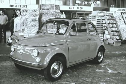 1965 Fiat 500F 1