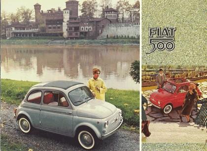 1965 Fiat 500F 2