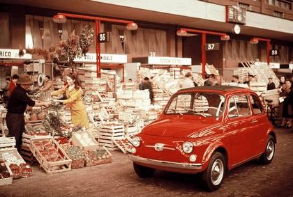 1965 Fiat 500F 3