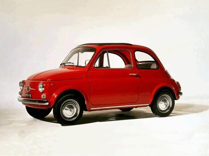 1965 Fiat 500F 4