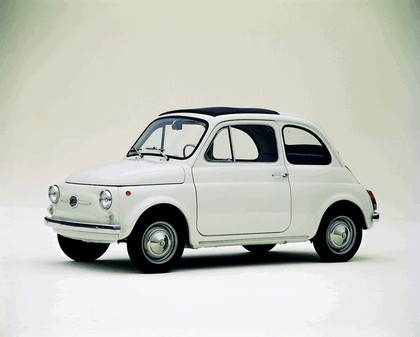 1965 Fiat 500F 5