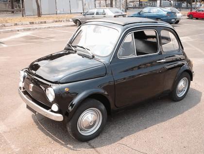 1965 Fiat 500F 6